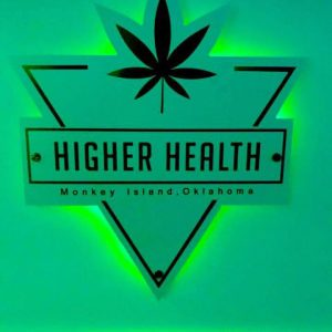 higher health marijuana dispensary OK